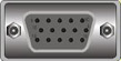 High Density 15 Female Connector