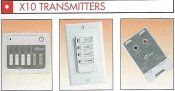 X10 Transmitters