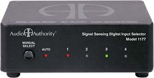 1177 Digital Audio Autoselector