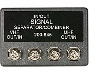 200-645 Signal Combiner 300/300-In 75-Out