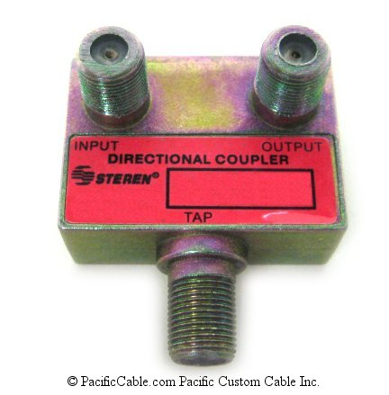 201-380 30db 1GHz Plate-Mt Directional Coupler