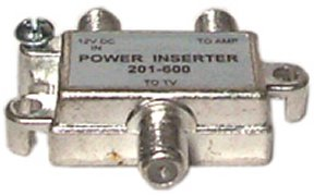 201-600 Power Insertion Coupler