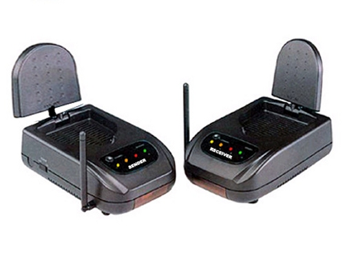 203-010 4-Channel A/V Wireless Sender Set-2