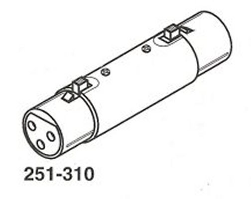 xlr male connector
