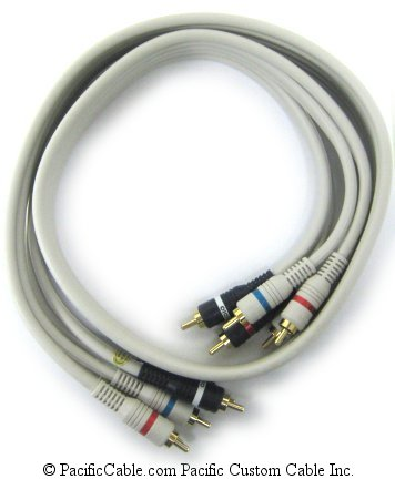 254-612IV 12 Ft. Python Component - Video Cable