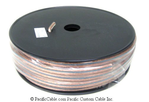 255-513CL 100 Ft. 12-Gauge Python2 Speaker Wire