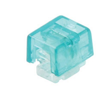 300-073 UB Connector. (Blue). 50 Pack.