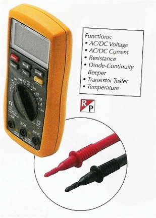 602-110 Autorange Digital Multimeter