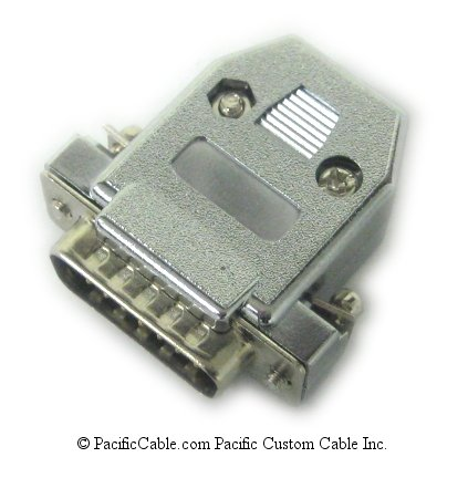7151 Nortel Networks D15 Male Loopback (Custom Cable)