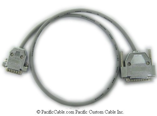 7256 Nortel Networks D15 Male - D25 Male (Custom Cable)