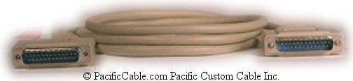 77850 Nortel Networks 15 ft. D25 Male - D25 Male (Custom Cable)