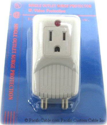 905-315 Cable TV Surge Protector