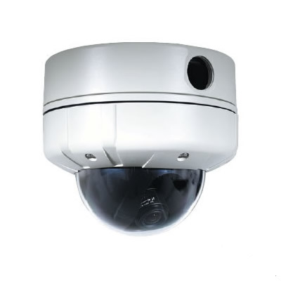 BC1009AVA Dome Camera, Vandal Proof, 1/3 Inch Sony 450 to 480 Lines @ 0.5 lux. Day and Night 4 to 9 mm.  Special Order. Non-Returnable.