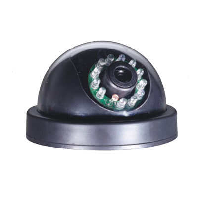 BC1009IR High Res IR Color Dome Camera, 420-450 Lines @ 0 lux, (IR 30 ft), Built-in 12 LEDs 3.6mm lens.  Special Order. Non-Returnable.