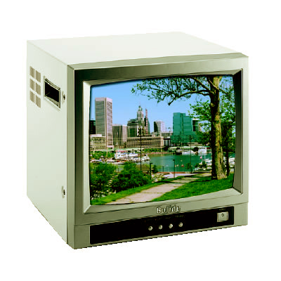 BE8021 21 Inch Color CRT. NTSC & PAL Mode. 420 Lines. Universal Voltage: 90-250 V. BNC In/Output. Special Order. Non-Returnable.