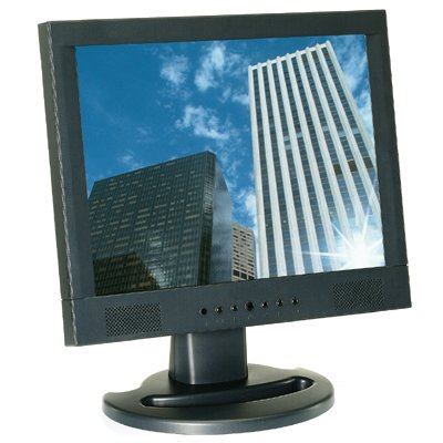 BE8021LCD 21 Inch LCD, 2 Ch. High Resolution Monitor. 1000 Lines. 2 BNC Video & Audio In/Out. S-Video. Special Order. Non-Returnable.