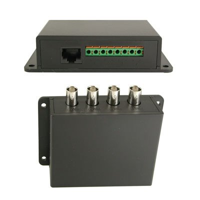 BP8016P4 4 Channel Passive Video Transceiver. Special Order. Non-Returnable.