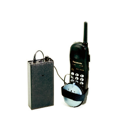 BT-8083ADV Advanced Portable Telephone Voce Changer. Special Order. Non-Returnable.