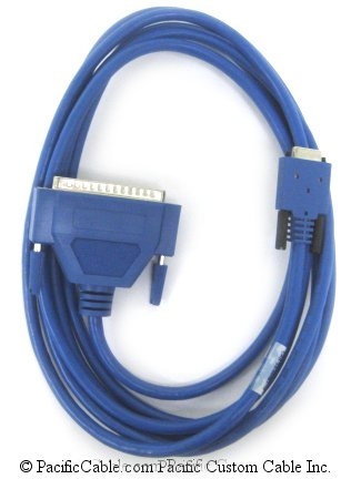CAB-SS-449MT-10 WIC 2T - RS449 DTE Smart Serial 26pin - D37 Male 10 Ft.