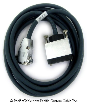 CAB-VCF-10 HD26 To V.35 DCE Cable HD26 Male To V.35 Female 10 ft.