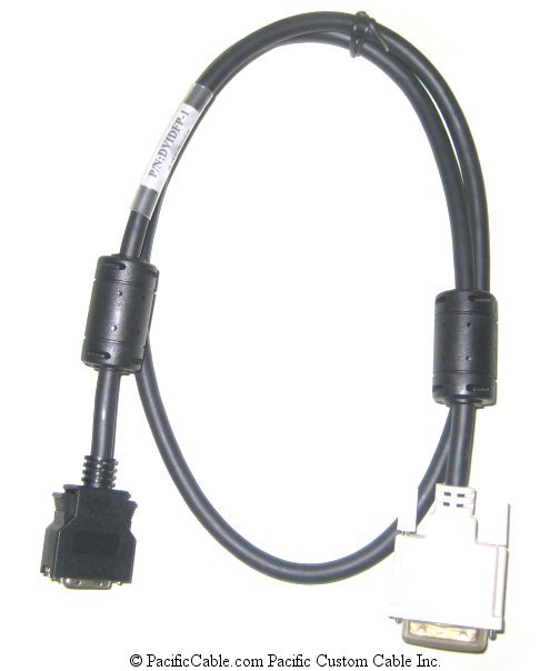 DVIDFP-2 2 Meter (6 Ft. 6 In.) DVI-D Male To DFP Male Digital Cable