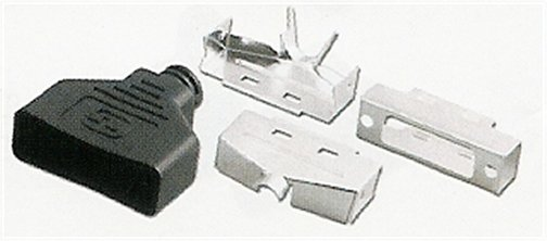 DVIHF DVI 9.5mm Hood Kit For Female Connector