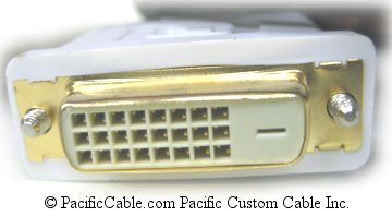 DVIMRFC DVI-D Right Angle Male To DVI-D Female Dual Link Digital Cable