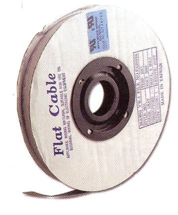 F30-C68G 68 Conductor, 30 AWG, .025 (.635mm) Spacing, 100 Ft.