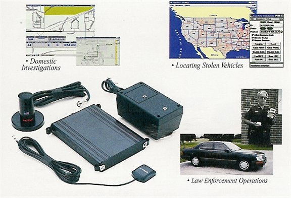 GPS-VTS Real Time Cellular GPS Vehicle Tracking System. Special Order. Non-Returnable.