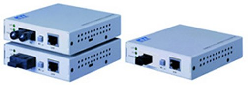 KC-200TFT 100Base-TX to 100Base-FX Media Convertor - ST Connectors