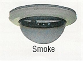 M013-06H-Smoke Speed Dome Bubble - Smoke. Special Order. Non-Returnable.