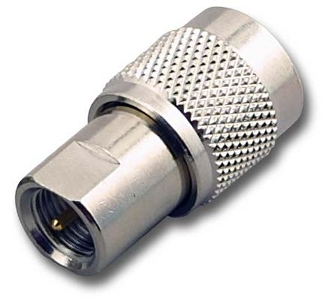 RFA-8454 TNC Male (Plug) to FME Male (Plug) Adapter