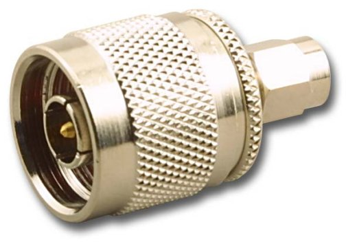 RFA-8684 N Male (Plug) to SMA Male (Plug) Adapter