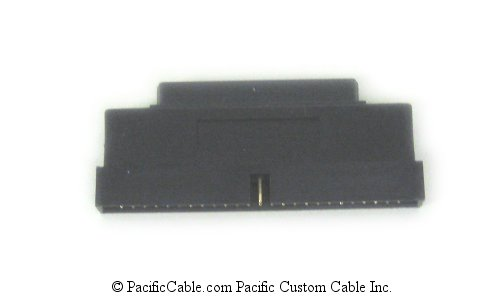 SC20A Adapter, SCSI 3 To SCSI 1, HP68 Female To C50 Male