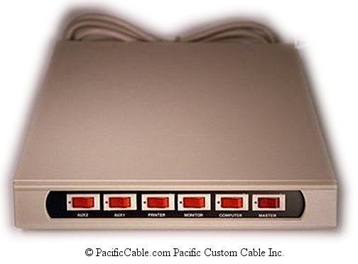 SP1 5 Outlet Power Pad