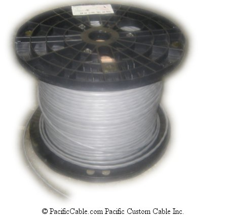 T1 T1 Wire, 22 AWG solid tinned copper conductors, twisted pairs, 1000 Ft.
