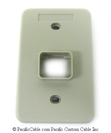 TR9 (IBM P/N 8310572) Type 1 Face Plate