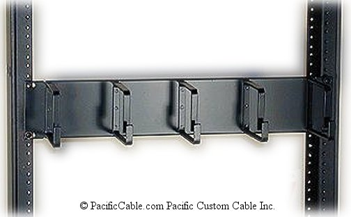 WMP3 Wire Management Panel - 192 Cable
